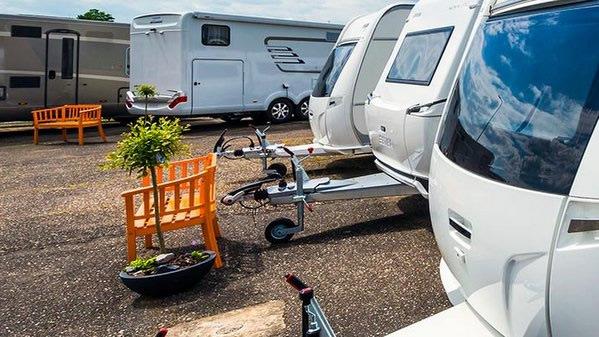 Campingbus für  Erlenbach