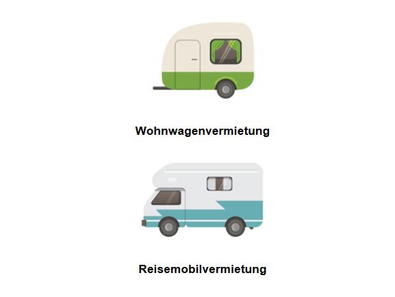Campingwagen, Wohnmobil kaufen / mieten