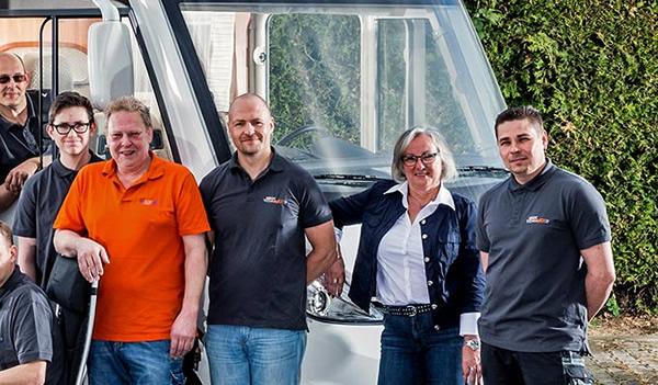 Caravan Service in 74235 Erlenbach