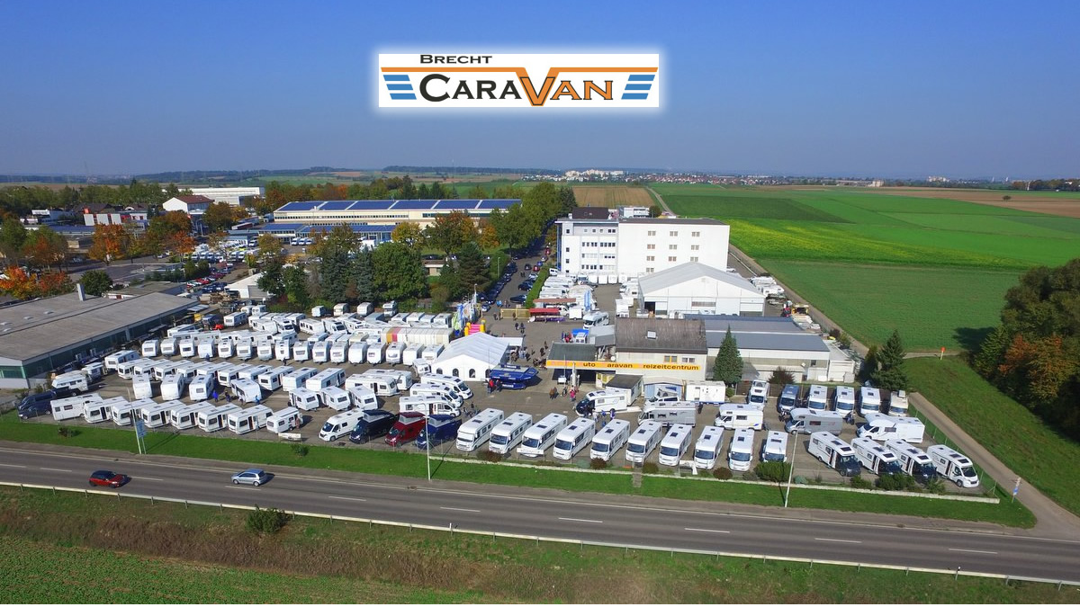 Wohnwagen für Erlenbach - Brecht CaraVan: Reisemobile, Campingwagen, Wohnanhänger, Wohnmobile, Reparatur, Vermietung